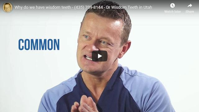 Why do we have wisdom teeth video